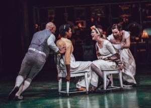 Bedlam Sense and Sensibility on Stage