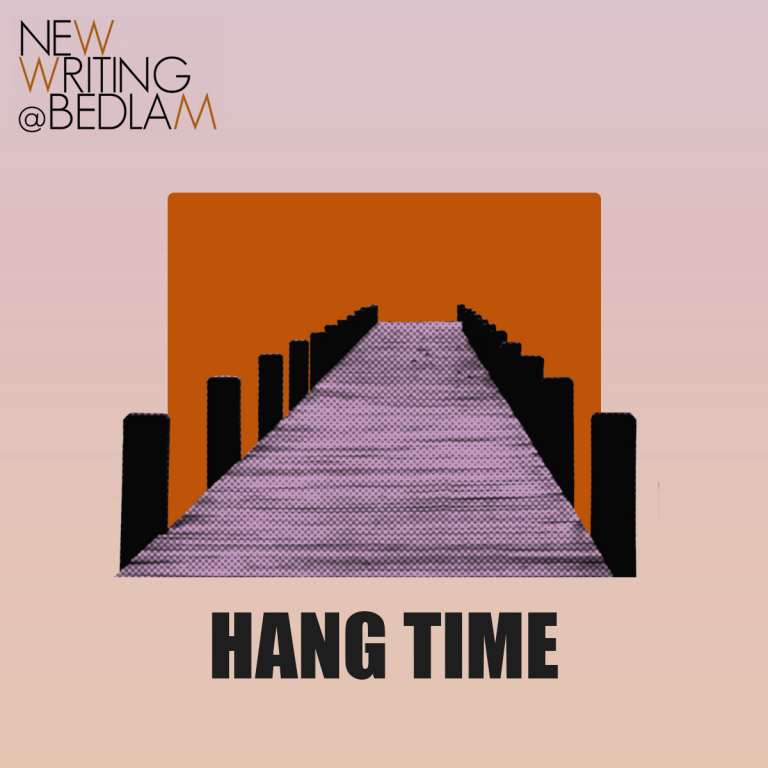 Hang Time poster with Dock/Pier